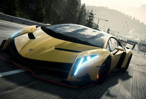 Lamborghini Veneno Yellow Wallpapers Hd 1080p Download