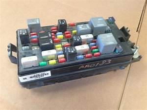 Purchase 07 Silverado 1500 5 3l 4x2  Fuse Box 13599107