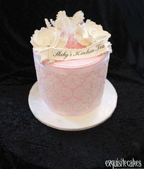kitchen tea  bridal shower cakes sydney