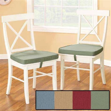 kitchen chair pads diy for the home