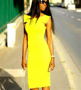 robe de mariã e jaune the robe jaune qu 39 on devrait toutes avoir styles by assitan mode style
