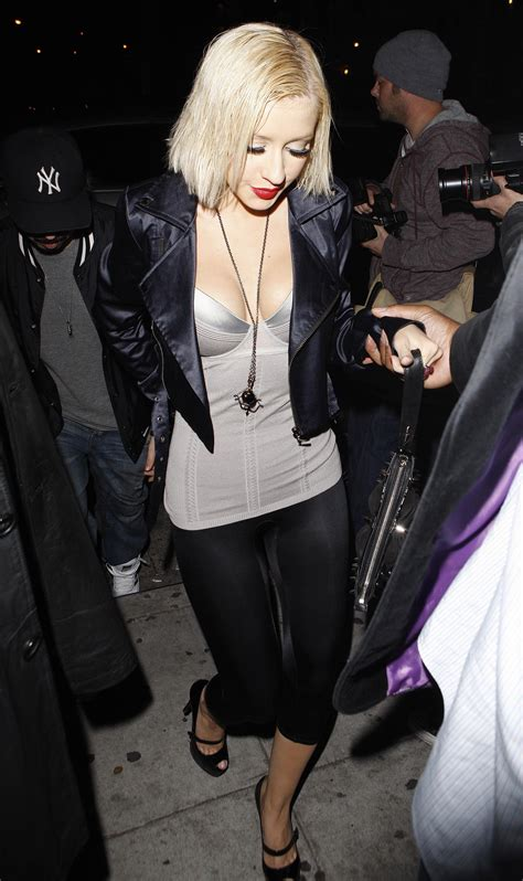 Did Christina Aguilera Get New Breast Implants