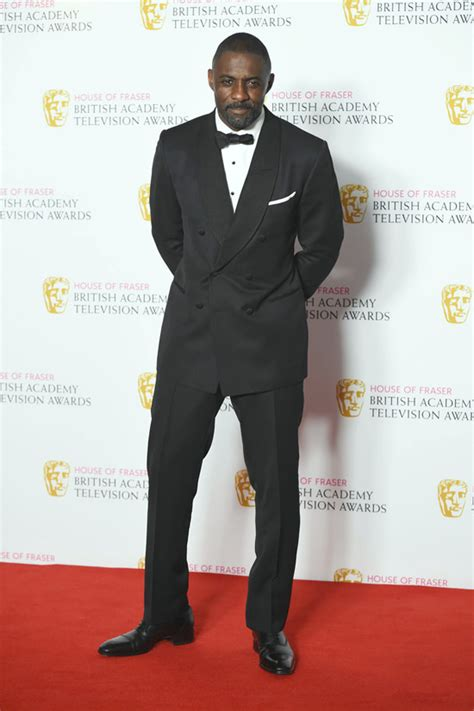 Idris Elba in Tom Ford at the 2016 British Academy ...