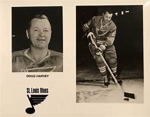Hockey History ... Doug Harvey Quotes