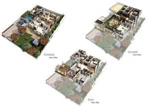 pool house plans with bedroom floor plan amrit homes pvt ltd pebble bay