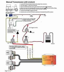 Lnc-003 And Line Lock Wiring Problem