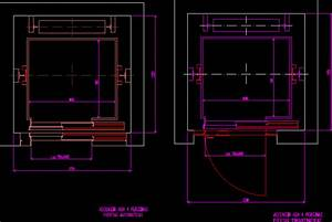 Elevator DWG Block for AutoCAD • Designs CAD