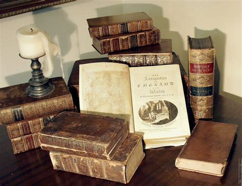 collecting vintage antique books grose