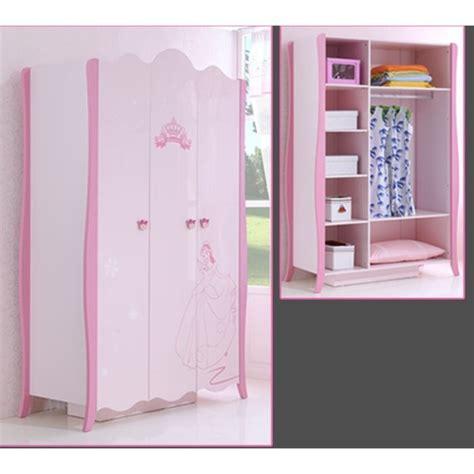 armoire pour chambre fille chambre pour bebe fille chambre enfant princesse des fes