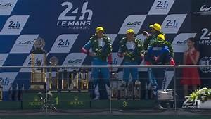 Date Des 24h Du Mans 2018 : 24 heures du mans 2017 arriv e des pilotes sur le podium youtube ~ Accommodationitalianriviera.info Avis de Voitures