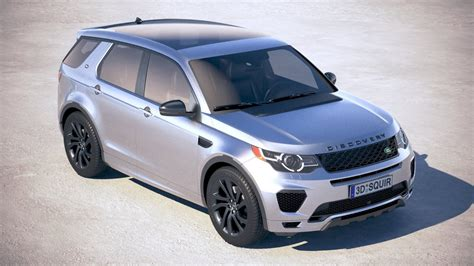 2019 Land Rover Hse by Land Rover Discovery Sport Hse 2019