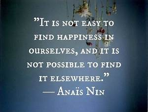 Famous Quotes A... Find Happiness Quotes