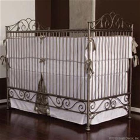 wrought iron crib buy wrought iron metal crib set for baby vintage