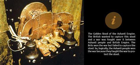 The Ashanti Golden Stool - interesting facts about s ashanti tribe