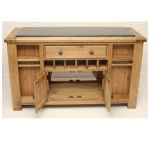 oak kitchen island with granite top oak kitchen island with black granite top danube dan051 ebay