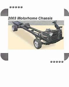 Ford F53 Motorhome Chassis 2003 Factory Service  U0026 Shop