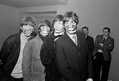 Masks Medical Beatles Face Smog London History