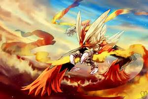 Death Battle Blaziken vs Ken