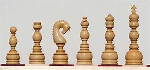 Chess, Pieces, 2, Wooden