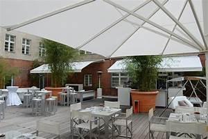sonnenschirm von may zimmermann sonnenschutzsysteme berlin With französischer balkon mit sonnenschirme berlin