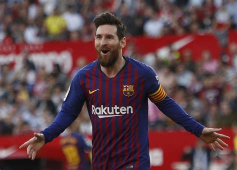 Messi back to his best ahead of games against Real Madrid