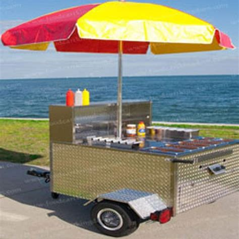 traditional hotdog cart rentals  miami