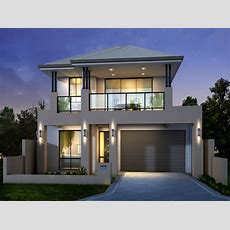 This Is Modern Two Storey House Designs Comfortable