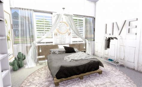 zen bedroom  sims luxury sims  updates