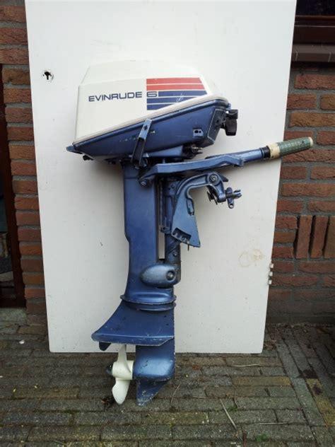 6 Pk Buitenboordmotor Te Koop by 6pk Evinrude Buitenboordmotor Te Koop Nieuw