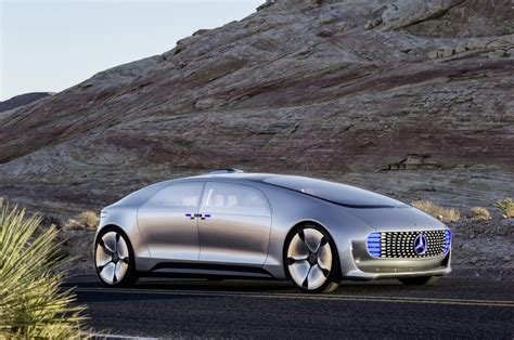 mercedes concept car the future arrives early with mercedes benz f015