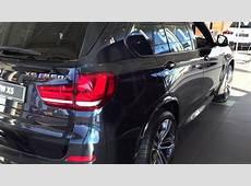 BMW X5 M50d Carbon Black YouTube