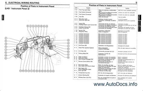 toyota corolla repair manual order