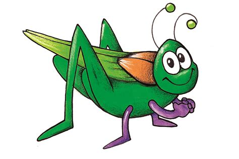 Grasshopper Cartoon Images