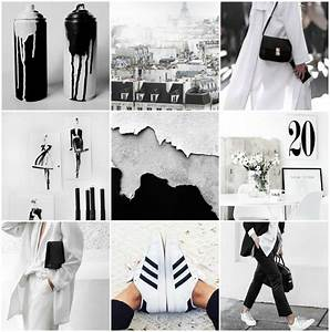 Inspiration in mood boards to fashion designs and trends