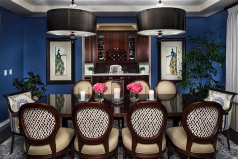 exquisite peacock inspired home decor ideas  extra glam