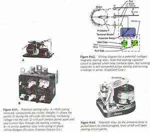 Wiring Diagram For Potential Relay