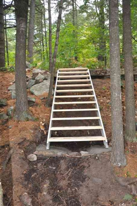 outdoor stairs stair kits  basement attic deck