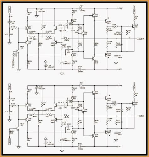 First Watt Schematic