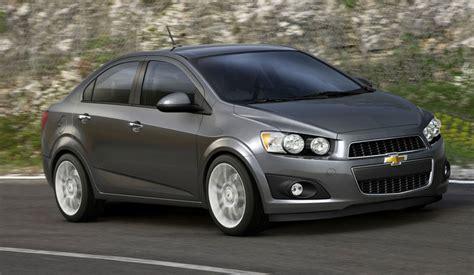 Chevrolet Aveo 2012 (первые фото