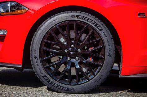 Michelin Pilot Sport Mustang Gt ford details michelin pilot sport 4 s tires for 2018