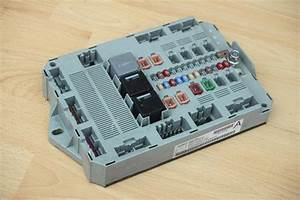 Jaguar Xf 2011 Fuse Box