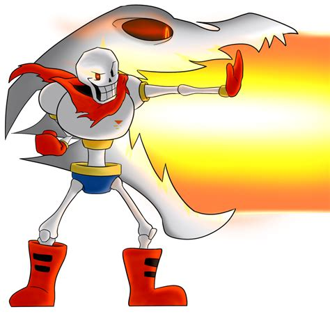 Papyrus Gaster Blaster By Gdgreat On Deviantart
