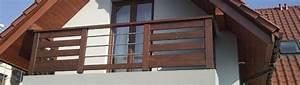 Balkonverkleidung Aus Holz : holz profile holz balkone ~ Lizthompson.info Haus und Dekorationen