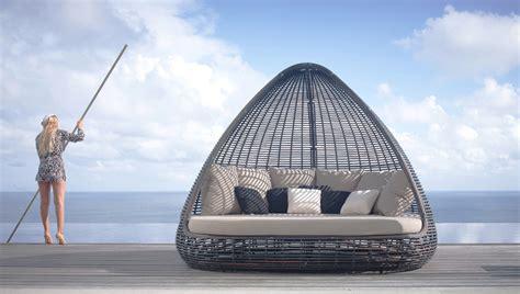 series of luxury outdoor furniture by skyline design
