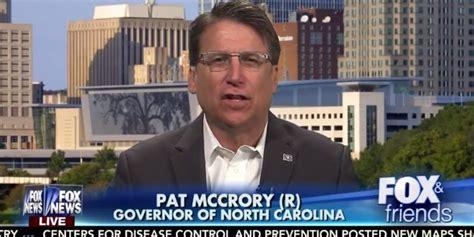 north carolina gov pat mccrory slams politically correct