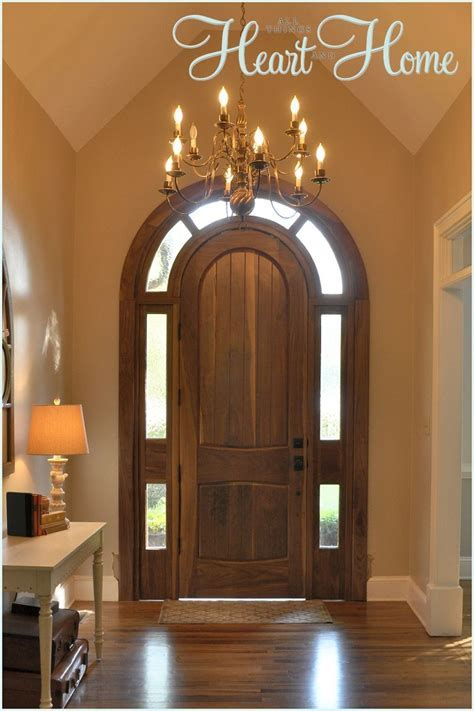 Hometalk   DIY Arched Tudor Door!