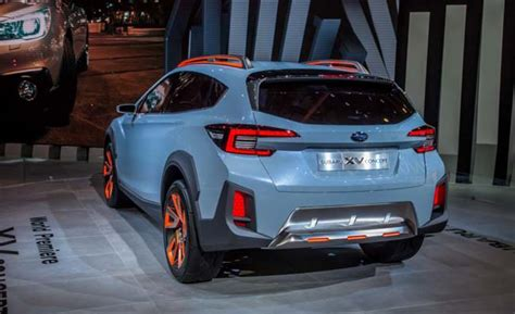 subaru xv crosstrek price suv specs performance