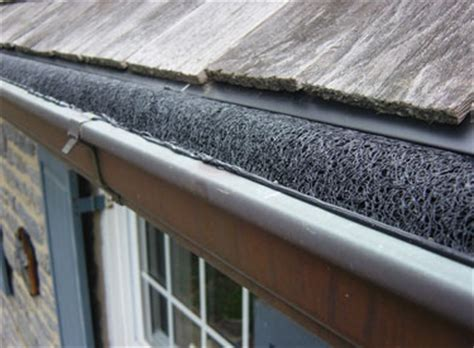 Finemesh Gutter Guards & Screens