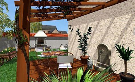 plan amenagement exterieur maison logiciel amenagement exterieur de maison dans sa connaissance de la voiture de garage