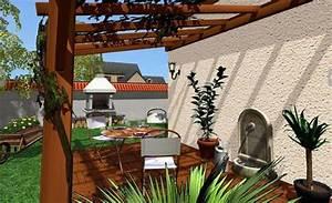 Logiciel Terrasse Gratuit : am nagez votre jardin et votre cour en 3d avec ce logiciel ~ Zukunftsfamilie.com Idées de Décoration